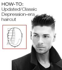 men hair styles in 30 s hair styles 30 s hair styles for men