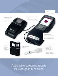 on site drug testing u2013 technology and safety