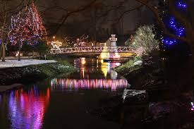 christmas lights in niagara falls ontario a christmas lights day trip simcoe christmas panorama to do canada