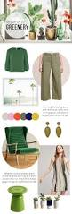 how to wear the pantone color of 2017 greenery
