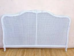 22 best painted cane headboard images on pinterest cane