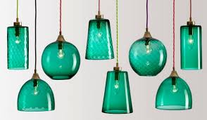 Green Pendant Lights Pendant Lighting Ideas Top Green Glass Pendant Light Fixtures