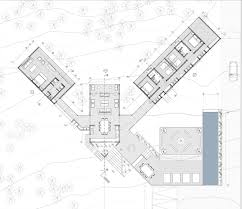 Housing Floor Plans by Gallery Of Aguas Claras House Alfredo Comandari 18