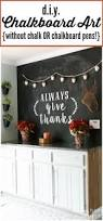 fall chalkboard art and decor vinyls love this and in kitchen