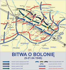 Bologna Italy Map by Battle Of Bologna Wikipedia
