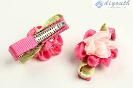 buy diyouth lovable pink flower ornaments free shipping pet