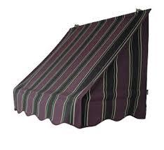 Window Awning Hardware Window Awnings Traditional Style With Sunbrella Fabric Pyc Awnings