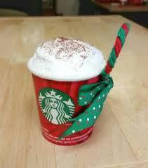Starbucks Christmas Decorations Adorable Homemade Cotton Christmas Decoration Ideas Starbucks