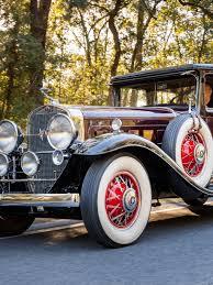 photo cadillac 1930 v16 452 club sedan by fleetwood retro 2048x2732