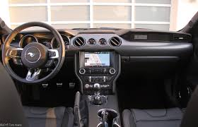 mustang 2015 inside girlsdrivefasttoo 2015 ford mustang gt coupe premium review