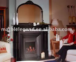 stacked stones stone fireplaces and on pinterest idolza