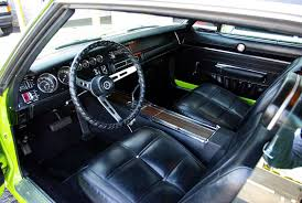 1969 Ford Mustang Interior Dodge Vs Ford Throw Back To 1969 Dodge Charger Vs Ford Mustang
