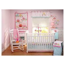 nojo love birds 4 piece crib bedding set target