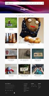 craft factory crafts arts hobby business wp theme by dannci
