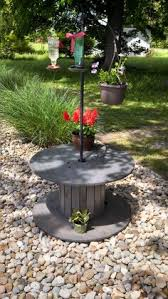 hummingbird garden stakes what an awesome idea i have to try