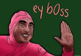 Meme Pink - pink guy imgur