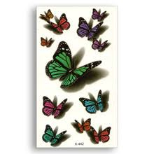 buy 3d butterfly tattoos and get free shipping on aliexpress com