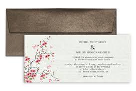 horizontal wedding invitation templates 8272