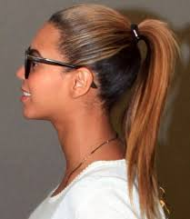 mature pony tail hairstyles celebrity red carpet black girl ponytail hairstyle