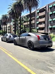 cadillac supercar rdbla u2013 twin wrapped cadillac cts v coupes rdb la five star