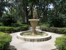 3 tier water fountain with adjustable water flow great home