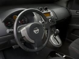 Nissan Sentra Interior See 2009 Nissan Sentra Color Options Carsdirect