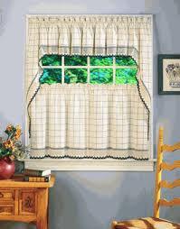 Lorraine Curtains Kitchen Tier Curtains Adirondack Kitchen Curtains By Lorraine