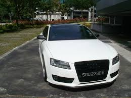 audi a5 roof any pics of a white a5 s5 with a black roof out there