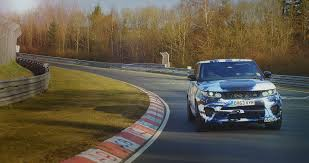 land rover racing land rover range rover sport supercharged svr reviews land