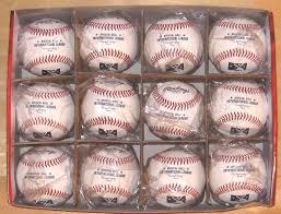Milb Map New Mib Rawlings Official Minor League Baseball Box 12 Sealed