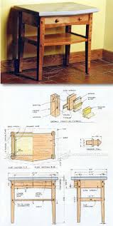 shop plans and designs best 25 nightstand plans ideas on pinterest night stands diy