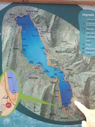 Annecy France Map by Family Hike Lake Annecy Part 1 Lunchbox World