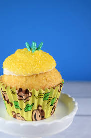in pineapple upside down cupcakes shake bake and party