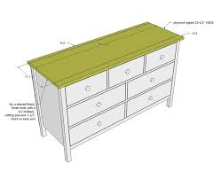 25 unique dresser plans ideas on pinterest diy dresser plans