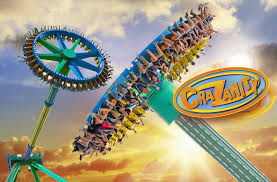 San Diego Six Flags Newsplusnotes World U0027s Tallest Pendulum Ride New Themed Area