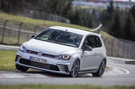 vw volkswagen 2017 official 2017 volkswagen golf gti clubsport s gtspirit