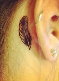 Tattoo Ideas For Behind Ear 20 Cute Tiny Tattoo Ideas For Girls Tattoo