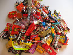 show tell share 5 things to do with halloween candy