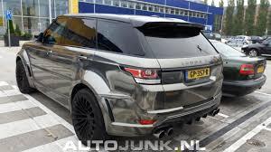chrome land rover range rover lumma clr rs foto u0027s autojunk nl 181553