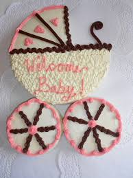 baby carriage cake baby shower carriage cake and some cupcakes confessions of a