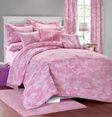 Camo Sheets Queen Buckmark Pink Camouflage Bedding Cabin Place