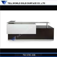 Mobile Reception Desk Tell World Cheap High End Reception Desk Special White Reception