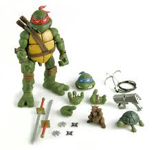 teenage mutant ninja turtles leonardo 1 6 scale collectible
