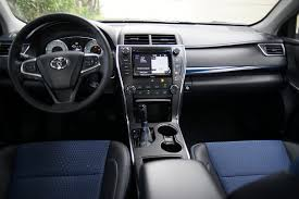 toyota se review 2016 toyota camry se review by carey russ