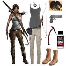 Lara Croft Halloween Costume Kim Shego Cosplay Halloween Cosplay