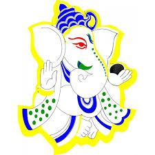 ganesh outline cliparts co