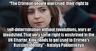 Russian Girl Meme - crimea russian federation