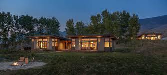 Modular Homes Seattle High Quality Prefab Modern Country Cabin Idesignarch Interior