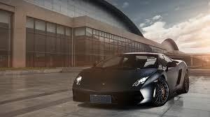 Lamborghini Gallardo Matte Black - car lamborghini gallardo lp560 4 6936884