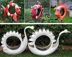 50 cute and cool garden art for kids design ideas round decor